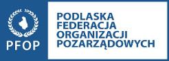 Podlaska Federacja Organizacji Pozarządowych Logo