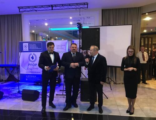 II Gala Ekonomii Społecznej w Łomży społecznicy, samorządowcy i organizacje pozarządowe nagrodzone!